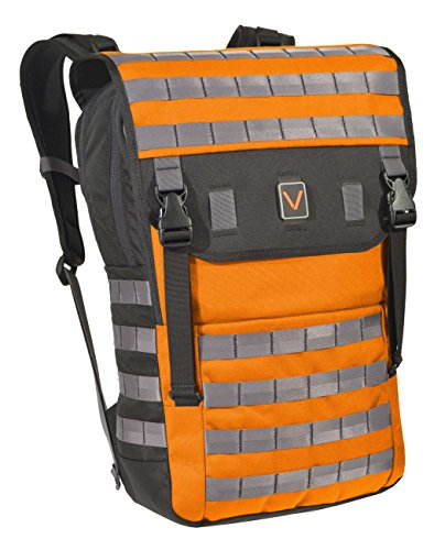 Velix Women's Daily Grind 30 Laptop Backpack, Orange (102...