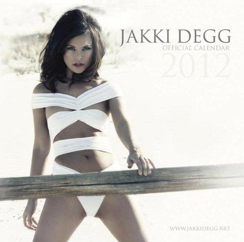 Jakki Degg Calendar 2012 with free poster Pyramid