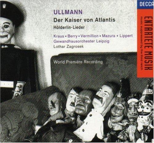 Emperor Iris - Ullmann: Der Kaiser Von Atlantis
