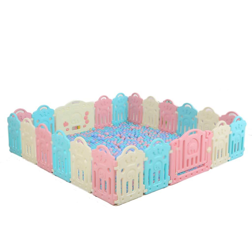 Indoor Spielzeug Zaun, Kinder Zaun Anti-Fall Sicherheit Schutzzaun Baby Crawl Lernen, Spiel Spiel Zimmer 40-80CM