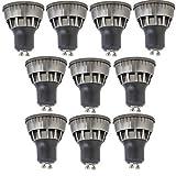 3W LED Spotlight 1 COB 320 lm Warm White Cool White Dimmable AC 110/220 V 10 pcs , 100-120v
