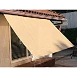 Alion Home Sun Block Privacy Shade Panel with
