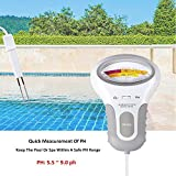 Fusiontec Portable Digital Water Quality PH and
