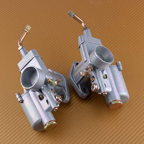 1pair 28mm Carb Pair Vergaser Carburettor Carby fit for K302 BMW M72 MT  Ural K750 MW Dnepr