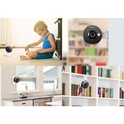 Funlux Mini WiFi Megapixel 720P HD Wireless IP Surveillance Camera by Funlux (Image #4)