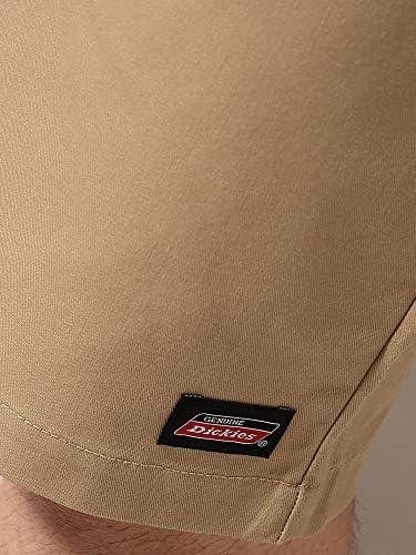サカゼン Dickies 大きいサイズ メンズ ツイル 無地 ジップフライ トラウザー ショートパンツ