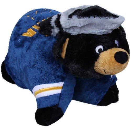 NCAA West Virginia Mountaineers Pillow (West Virginia Pillow)