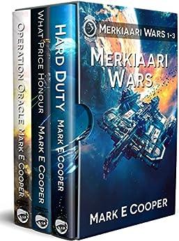 Merkiaari Wars: Books 1-3 by [Cooper, Mark E.]