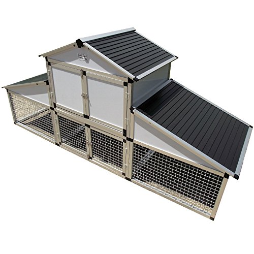 RITE FARM PRODUCTS LIFETIME SERIES CHICKEN COOP POULTRY H...