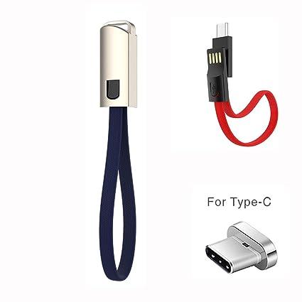 H&T Cable De Cargador Portátil Tipo C, Cable De Cargador USB ...