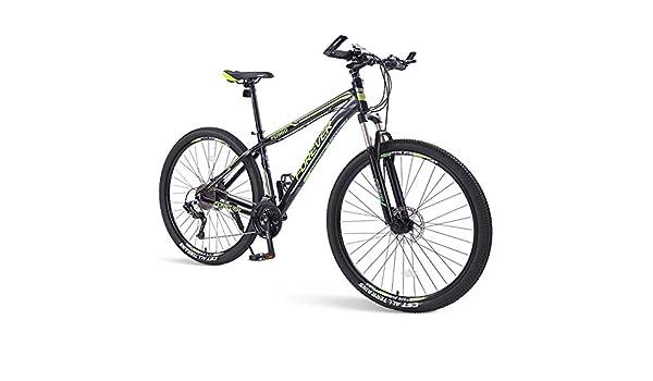 NENGGE 33 velocidades Bicicleta Montaña, Ligero Cuadro Aluminio ...