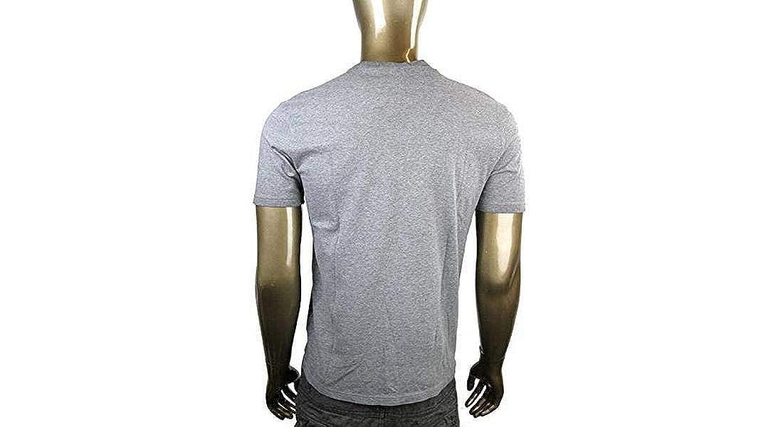 eaf93194636 Amazon.com  Gucci Men s Cotton Graphic Top Horsebit Belt T Shirt 337660   Clothing