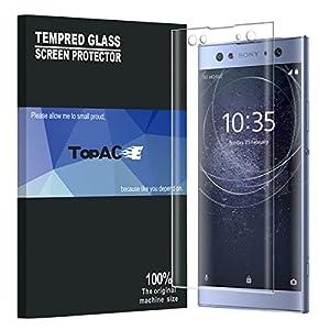 Sony Xperia XA2 Ultra Screen Protector, TopACE Premium Quality Film for Sony Xperia XA2 Ultra