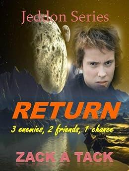 RETURN (Jeddon Series Book 2) by [Boorer, A. B.]