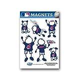 MLB Cleveland Indians Family Magnet Set