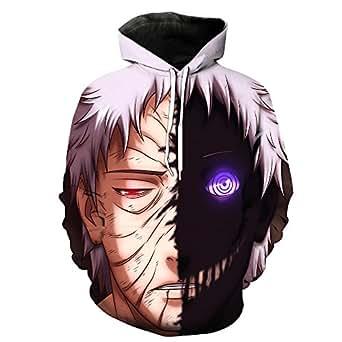 [Jandz] Capucha Anime, Cartoon, Manga Diseño: Naruto