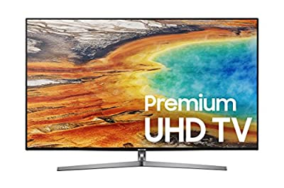 Samsung Electronics UN55MU9000 55-Inch 4K Ultra HD Smart LED TV (2017 Model)