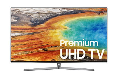 Samsung Electronics UN55MU9000 55-Inch 4K Ultra HD Smart LED TV (2017 Model)