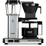 Technivorm Moccamaster KBG Coffee Brewer, 40 oz, Polished Silver