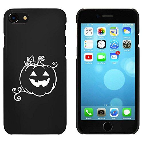 Noir 'Citrouille' étui / housse pour iPhone 7 (MC00059451)
