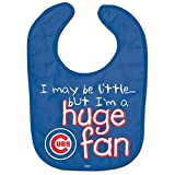 MLB Chicago Cubs WCRA1977814 All Pro Baby Bib