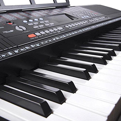 6bb568598f8 AW 61 Key Full Size Electronic Music Keyboard Electric Piano - Import It All