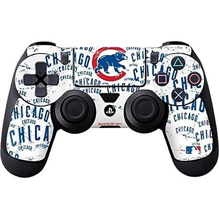 Amazon.com: MLB Chicago Cubs PS4 DualShock4 Controller Skin ...