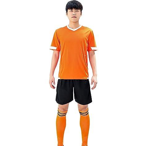 Uniforme de fútbol Jersey Traje de Entrenamiento Hombres Adultos ...