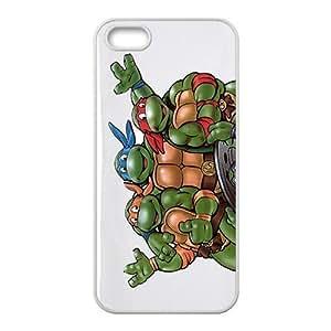 Teenage Mutant Ninja Turtles Cell Phone Case for iPhone 5S