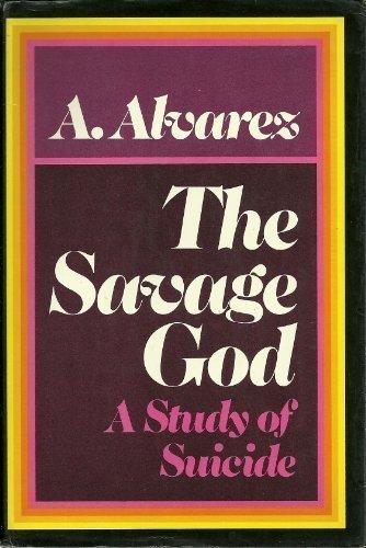 The Savage God by A. Alvarez