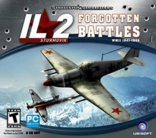 IL2 Sturmovik- Forgotten Battles, WWII 1941-1945, Strategic Simulations Combat Simulator