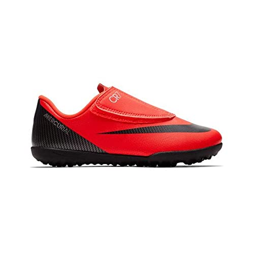 ffcc159506a Nike - FUTBOL7 NIKE Mercurial Vapor 12 Club PS V CR7 TF Hombre Color  Rojo
