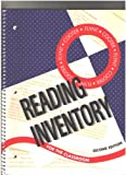 Reading Inventory for the Classroom, Flynt, E. Sutton and Cooter, Robert B., Jr., 0897875389