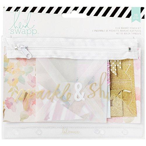 American Crafts AC Estuche con complementos Sparkle /& Shine por Heidi Swapp