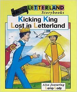 amazon kicking king classic letterland storybooks lyn wendon