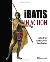 iBatis in Action Front Cover