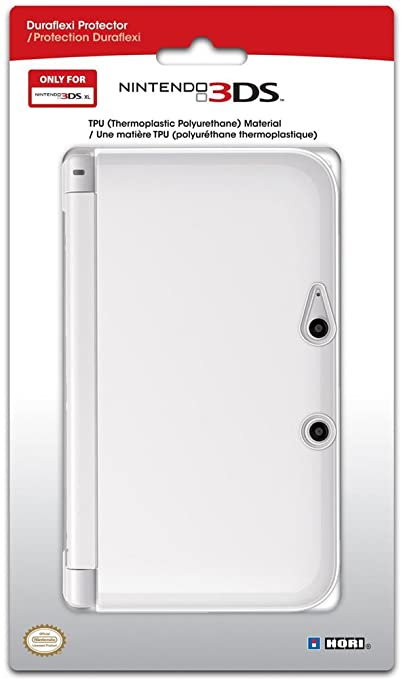 Amazon.com: Nintendo 3DS XL Duraflexi Protector - Clear ...
