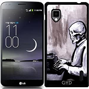 Funda para LG Optimus G (E975) - Uno De Aquellos A Quienes Nada .. by zombierust