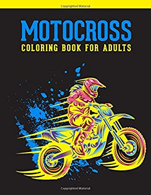 Motocross Bike Coloring Page | Color Motocross | Cross coloring ... | 400x310