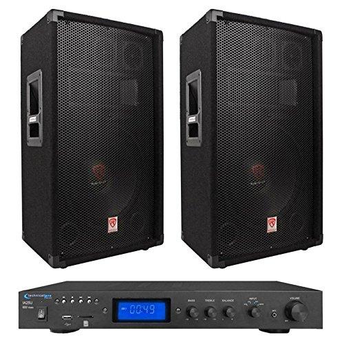 1000 watt speakers - 5