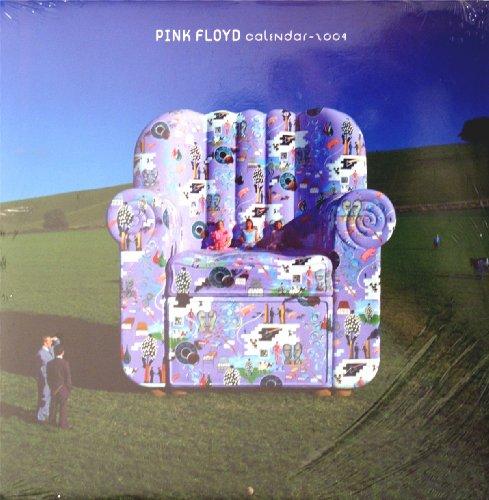 Pink Floyd Album Covers 2004 WALL CALENDAR 12