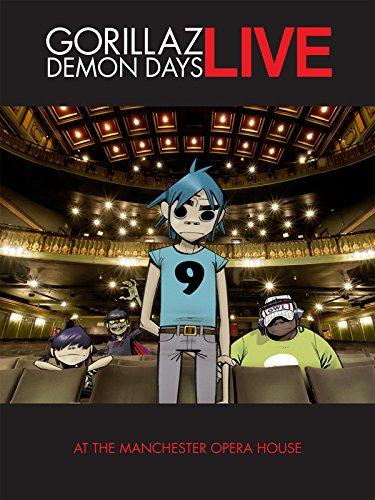 Gorillaz Demon Days Live