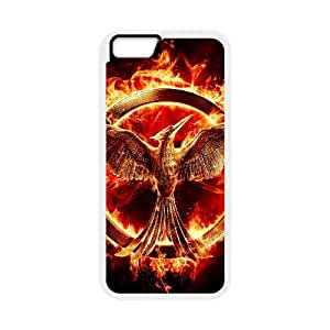 The Hunger Games iPhone 6 Plus 5.5 Inch Cell Phone Case White sdql