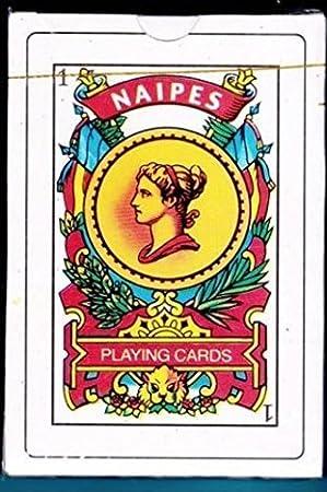 Puerto Rico - Tarjetas de juego de 50 Baraja Espanola ...