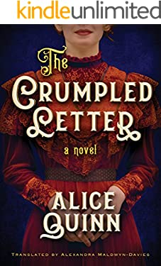 The Crumpled Letter (Belle Epoque Mystery Book 1)
