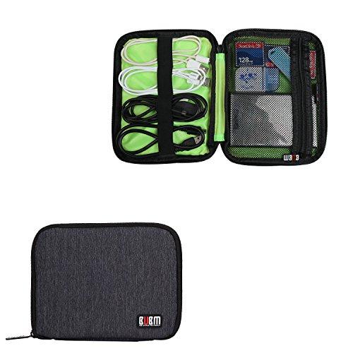 BUBM MINI Hard Drive Carry Bag / Cable Stable / Handbag Orga