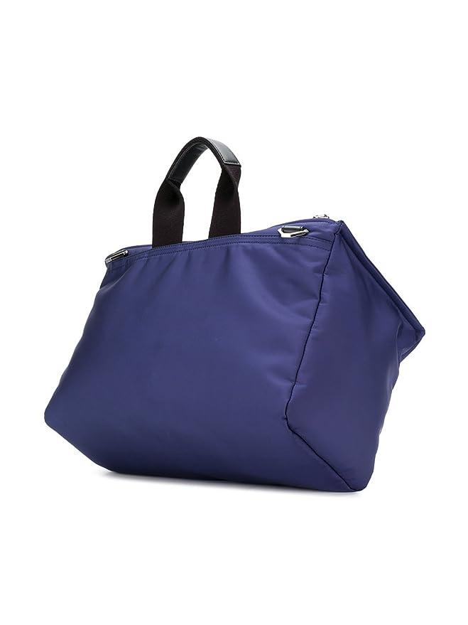 caae4cce56 Givenchy Men s Bk5006k02u400 Blue Polyamide Messenger Bag  Amazon.co.uk   Clothing