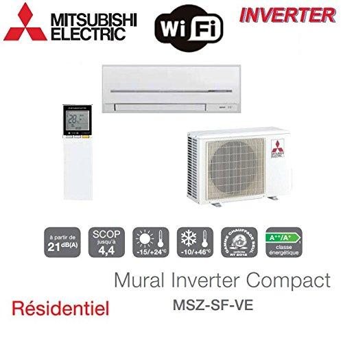 Wall Compact Inverter Mitsubishi MSZ-SF42VE