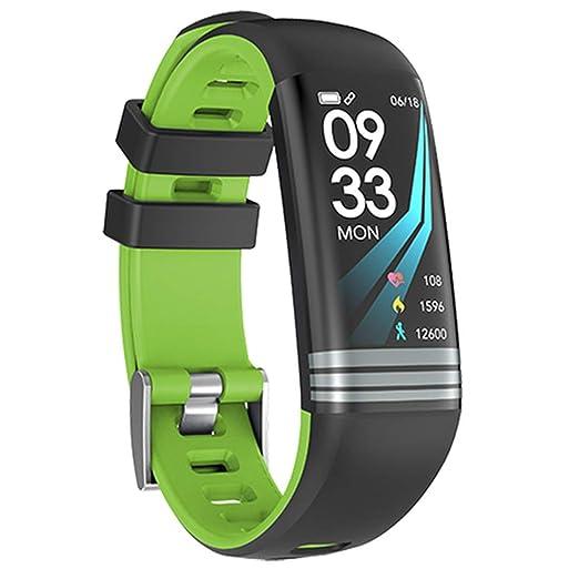 Fitness Women Smart Watch Men podómetro Monitor de Ritmo ...