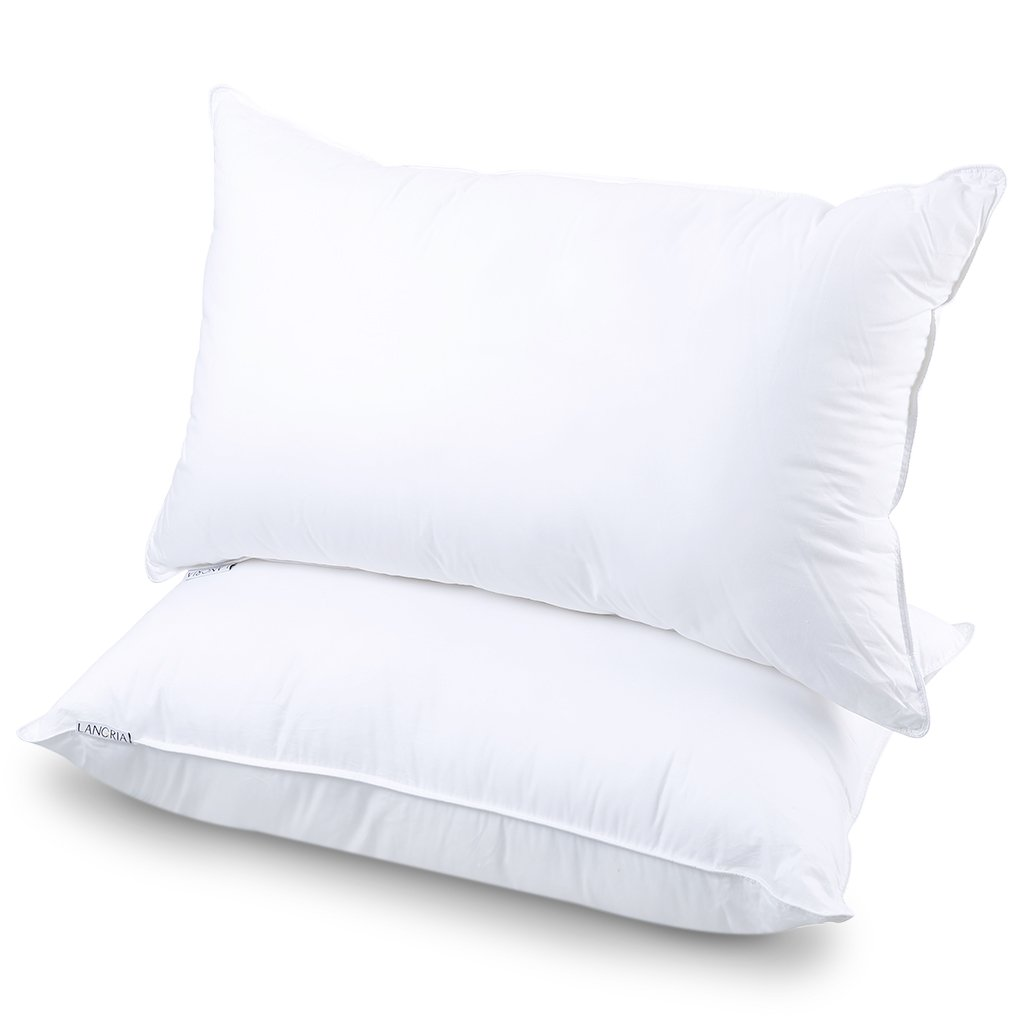 Best Down Alternative Pillows No More Allergies With 5